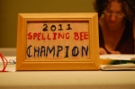 Adult's Spelling Bee